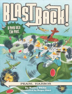 Blast back!  by Nancy Ohlin ; illustrated by Roger Simo. - by Nancy Ohlin ; illustrated by Roger Simo.