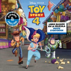 Toy story 4 /  adaptation by R. J. Cregg ; translation by Laura Collado Piriz ; illustrated by the Disney Storybook Art Team.