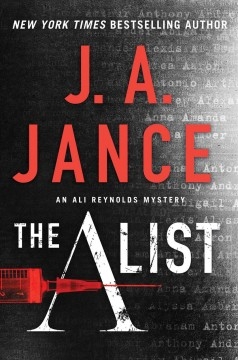 The A List / JA Jance - JA Jance
