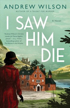 I saw him die : a novel / Andrew Wilson.