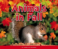 Animals in fall /  by Jenna Lee Gleisner.