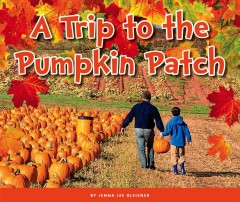 A trip to the pumpkin patch /  by Jenna Lee Gleisner.