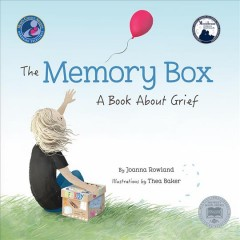 The memory box : a book about grief / by Joanna Rowland ; illustrations by Thea Baker. - by Joanna Rowland ; illustrations by Thea Baker.