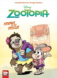 Disney Zootopia.  script by Jimmy Gownley ; art by Leandro Ricardo da Silva ; colors by Wes Dzioba ; lettering by Chris Dickey. - script by Jimmy Gownley ; art by Leandro Ricardo da Silva ; colors by Wes Dzioba ; lettering by Chris Dickey.
