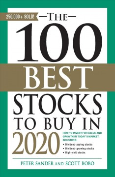 The 100 best stocks to buy in 2020 /  Peter Sander and Scott Bobo. - Peter Sander and Scott Bobo.