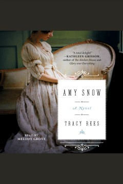 Amy Snow : a novel / Tracy Rees.