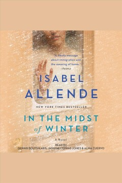 In the midst of winter : a novel / Isabel Allende. - Isabel Allende.