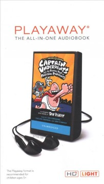 Captain Underpants and the perilous plot of Professor Poopypants /  Dav Pilkey. - Dav Pilkey.