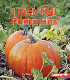 I pick fall pumpkins /  by Mary Lindeen. - by Mary Lindeen.