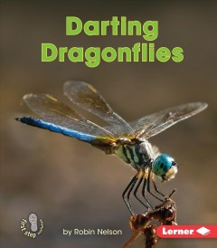 Darting dragonflies /  by Robin Nelson.