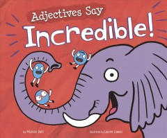 Adjectives say