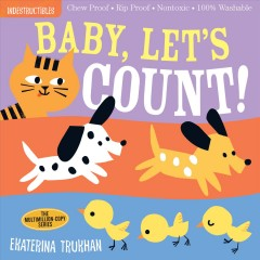 Baby, let's count! /  Ekaterina Trukhan.