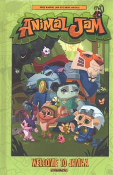Animal Jam.  [written by Fernando Ruiz ; Art by Fernando Ruiz ; Color by Pete Pantazis ; Letters by Tom Napolitano] - [written by Fernando Ruiz ; Art by Fernando Ruiz ; Color by Pete Pantazis ; Letters by Tom Napolitano]