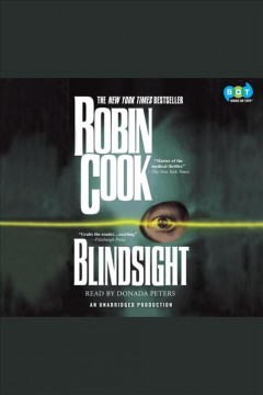 Blindsight /  Robin Cook.