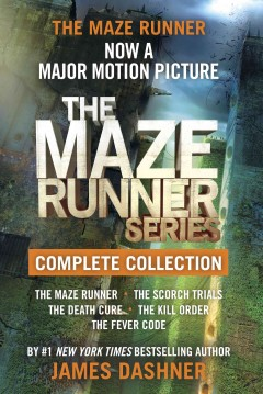 The maze runner series complete collection /  James Dashner.