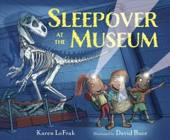 Sleepover at the museum /  Karen LeFrak ; illustrations by David Bucs. - Karen LeFrak ; illustrations by David Bucs.