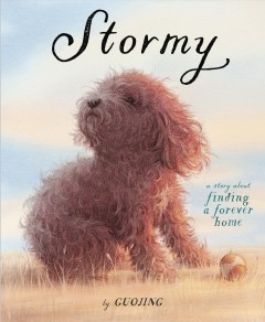 Stormy : a story about finding a forever home / by Guojing.