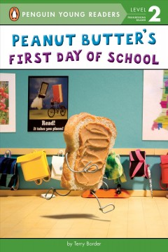 Peanut butter's first day of school /  by Terry Border. - by Terry Border.