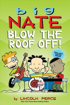 Big Nate.  by Lincoln Peirce.