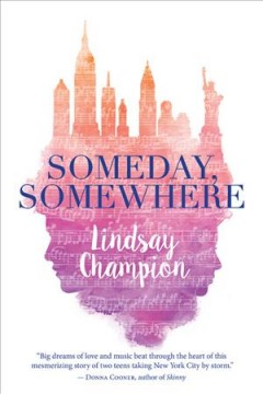 Someday, somewhere /  written by Lindsay Champion. - written by Lindsay Champion.