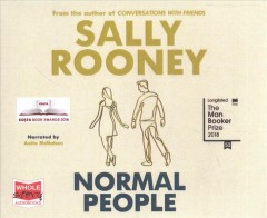 Normal people /  by Sally Rooney. - by Sally Rooney.
