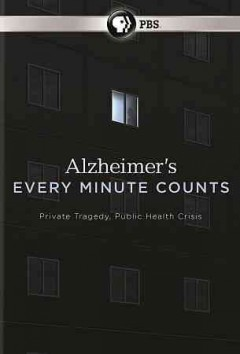 Alzheimer's : every minute counts.