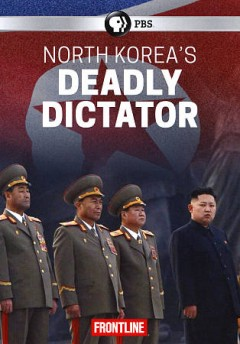 North Korea's deadly dictator.