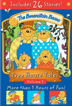 Berenstain Bears : tree house tales, Volume 1 [2-disc set].