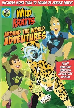 Wild Kratts : around the world adventures [3-disc set].