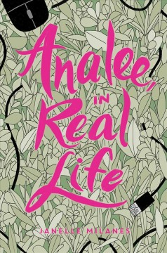 Analee, in real life /  Janelle Milanes. - Janelle Milanes.