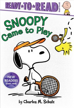 Snoopy came to play /  by Charles M. Schulz ; adapted by Tina Gallo ; illustrated by Vicki Scott. - by Charles M. Schulz ; adapted by Tina Gallo ; illustrated by Vicki Scott.