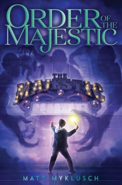 Order of the Majestic /  by Matt Myklusch.