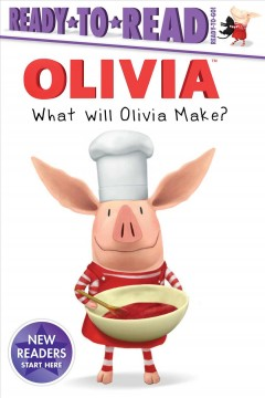 What will Olivia make? /  by A.E. Dingee. - by A.E. Dingee.