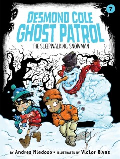 The sleepwalking snowman /  by Andres Miedoso ; illustrated by Victor Rivas.