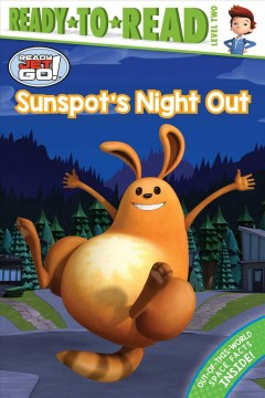 Sunspot's night out /  adapted by Jordan D. Brown ; based on the screenplay