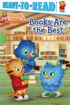 Books are the best /  adapted by Maggie Testa ; poses and layouts by Jason Fruchter. - adapted by Maggie Testa ; poses and layouts by Jason Fruchter.