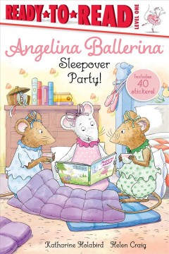 Sleepover party! /  based on the stories by Katharine Holabird ; based on the illustrations by Helen Craig ; [illustrations by Andrew Grey].