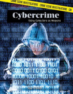 Cybercrime : using computers as weapons / by Mike Sciandra.