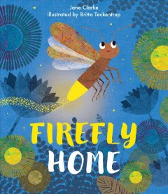 Firefly home /  Jane Clarke ; illustrated by Britta Teckentrup. - Jane Clarke ; illustrated by Britta Teckentrup.