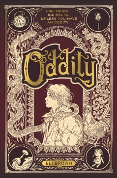 Oddity /  Eli Brown ; illustrated by Karin Rytter. - Eli Brown ; illustrated by Karin Rytter.
