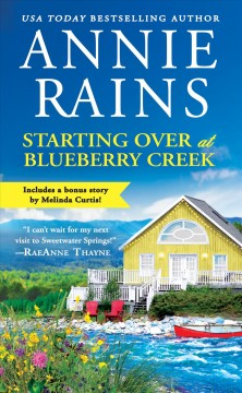 Starting over at Blueberry Creek /  Annie Rains.