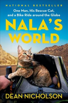 Nala's world  /  Dean Nicholson with Garry Jenkins. - Dean Nicholson with Garry Jenkins.