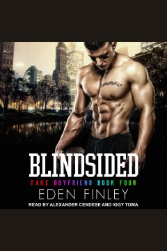 Blindsided /  Eden Finley. - Eden Finley.