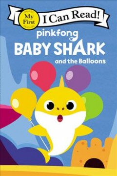 Baby Shark and the balloons.