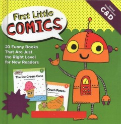 First little comics : Guided reading levels C & D / Liza Charlesworth. - Liza Charlesworth.