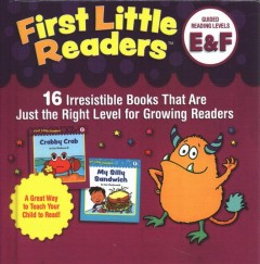 First little readers : guided reading levels E & F / [by Liza Charlesworth ; illustrated by Anne Kennedy]. - [by Liza Charlesworth ; illustrated by Anne Kennedy].