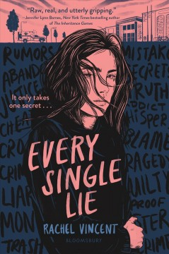 Every single lie /  Rachel Vincent. - Rachel Vincent.