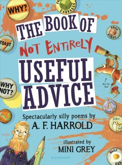 The book of not entirely useful advice /  A.F. Harrold ; illustrated by Mini Grey.