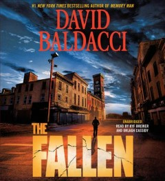 The fallen /  David Baldacci.