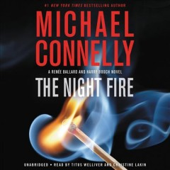 The night fire /  Michael Connelly. - Michael Connelly.